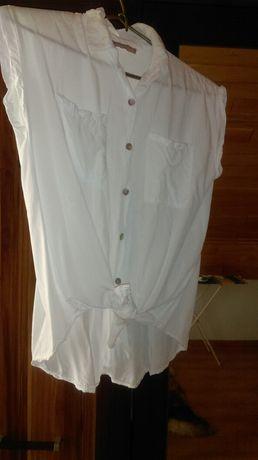 Biala koszula włoska roz.42