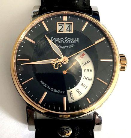 Немецкие часы Бруно Сохе