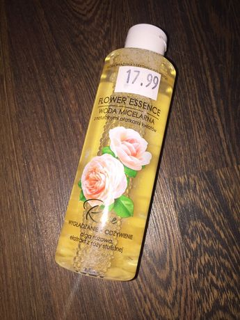 Woda Micelarna AA 200ml Rose Flower Essence NOWA