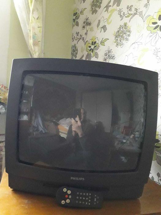 Телевизор PHILIPS б/у Долинская - изображение 1