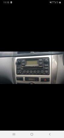Radio cd intercooler toyota avensis verso rav 4 previa 2001-2oo6