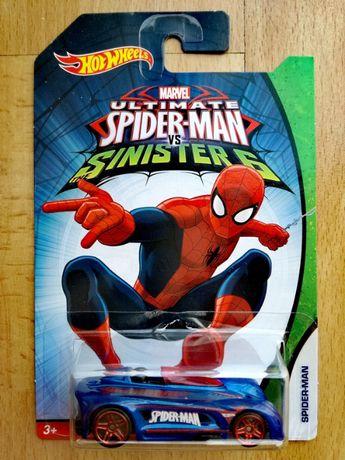 HOT WHEELS Marvel - Ultimate Spider-Man vs Sinister 6 - Monoposto