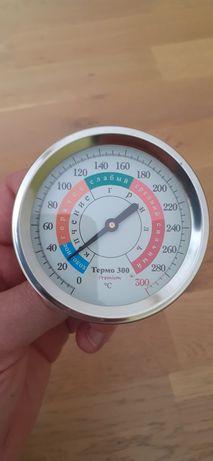 Термометр для коптильни очень качественный, точный, водонепроницаемий.