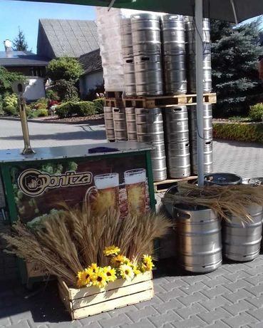 Piwo Kegi beczki 20 litrów 30 litrów 50 litrów