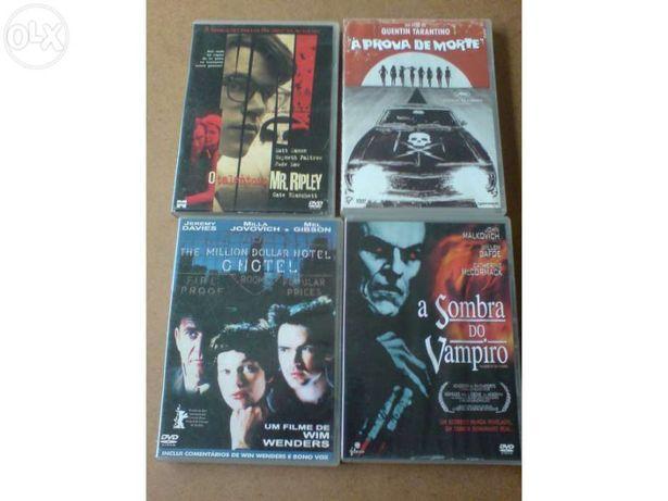Lote de filmes dvd, ficção, documentário, infantil 01