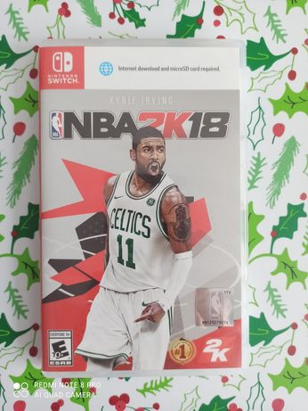 Gra NBA 2K18 Nintendo Switch