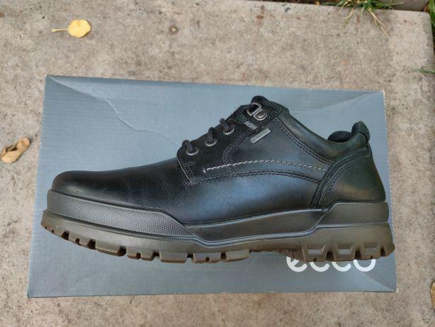Оригинальные кожаные туфли полуботинки ботинки ECCO Track 6 41