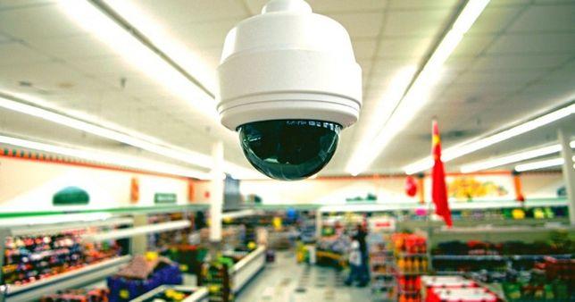 Cистемы видеонаблюдения, установка и обслуживание
