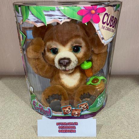 Интерактивный медвежонок мишка Кабби FurReal Friends Cubby E4591