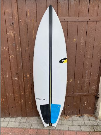 "Deska Surfingowa Torq Go-Kart 5'10"" ACT +PAD, Używana stan BDB+ | 5,10"