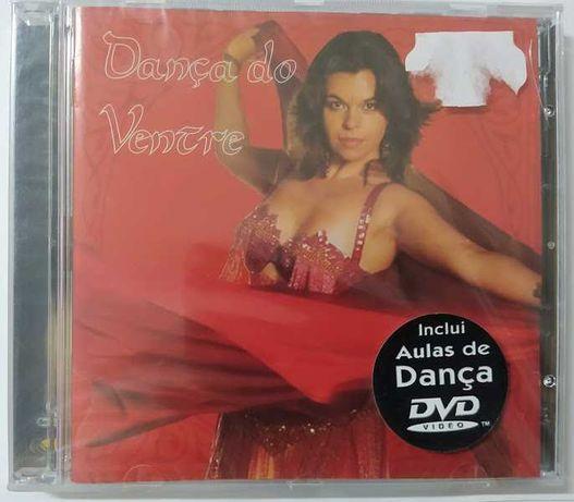 Dança do Ventre - CD+DVD aulas (Novo)