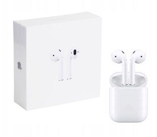 Apple AirPods 2, kopia 1:1, najlepsza jakość! Film PREZENTUJĄCY!