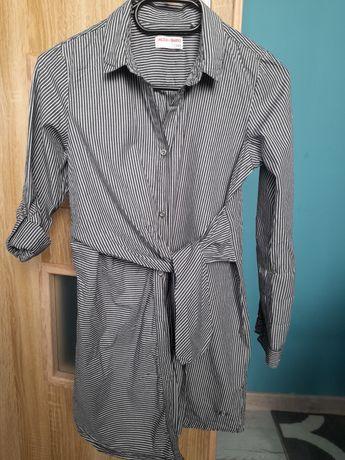Koszula w paski lincoln