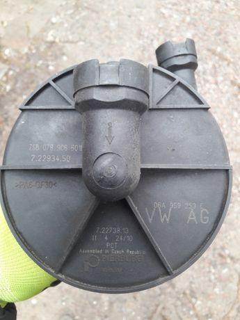Воздушный нагнетатель, насос Audi A6 C6(4F), 3.0 TFSI, 06A959253E