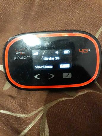 Модем 3G + Wi-Fi роутер Novatel Wireless MiFi 5510L