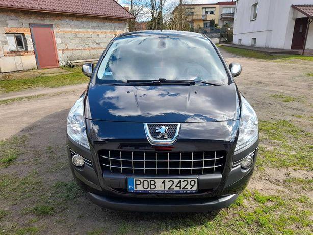 Peugeot 3008. 2011r 1.6hdi