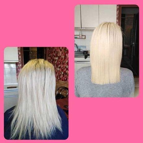 Скорая помощь для твоих волос