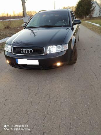 Audi a4 b6 2002r