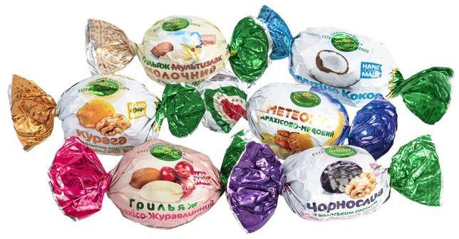 Сладости,Конфеты сухофрукты в шоколаде Amanti, натуральные конфеты