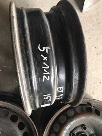 Felgi stalowe VW passat b5
