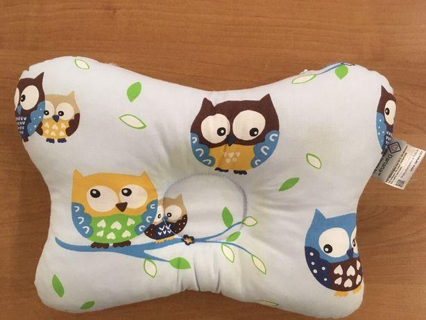 Poduszka i Mata ortopedyczna Good head -Mata wodna dla niemowląt