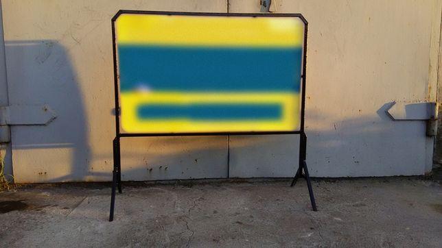 Штендер 2-сторонний металл вывеска банер баннер щит реклама выносной