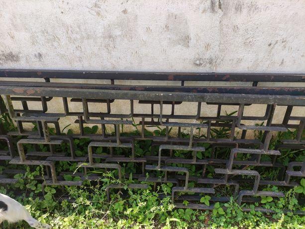 Grades para muro