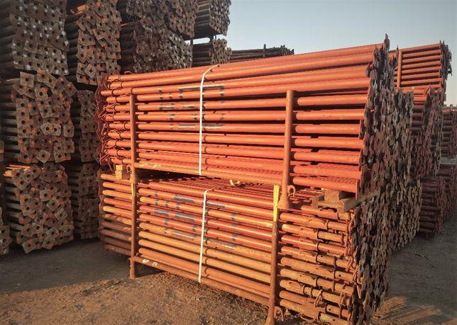 Szalunki stropowe podpory budowlane Stemple Dźwigar H20