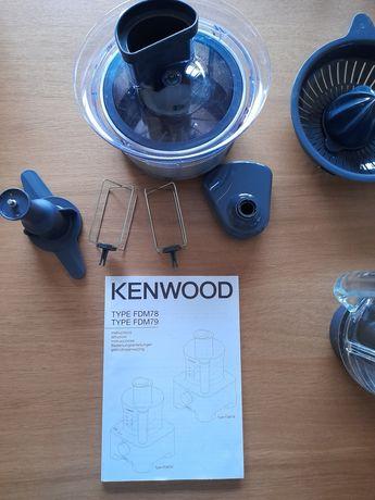 Processador de alimentos Kenwood FDM78