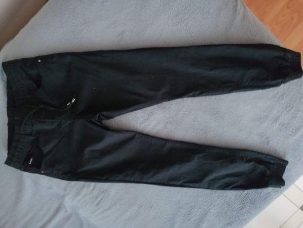 Sprzedam czarne spodnie męskie