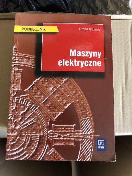 Maszyny elektryczne WSiP Elżbieta Goźlińska