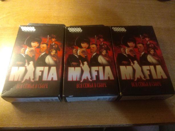 """Настольная Игра мафия """"Mafia"""""""