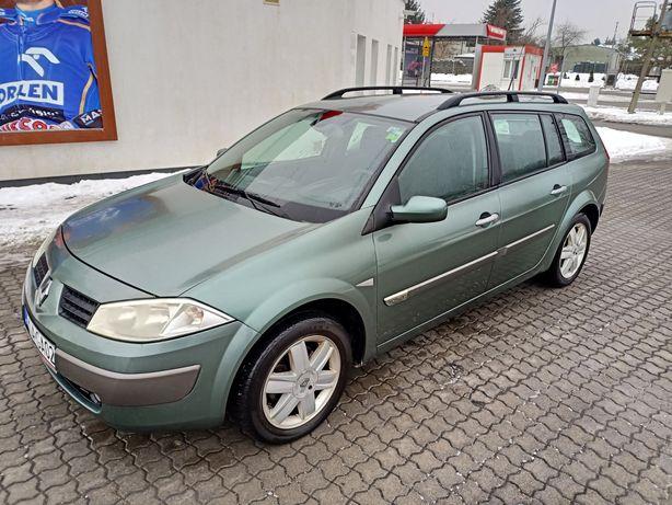 Renault Megane II 1.6 16V 2004r