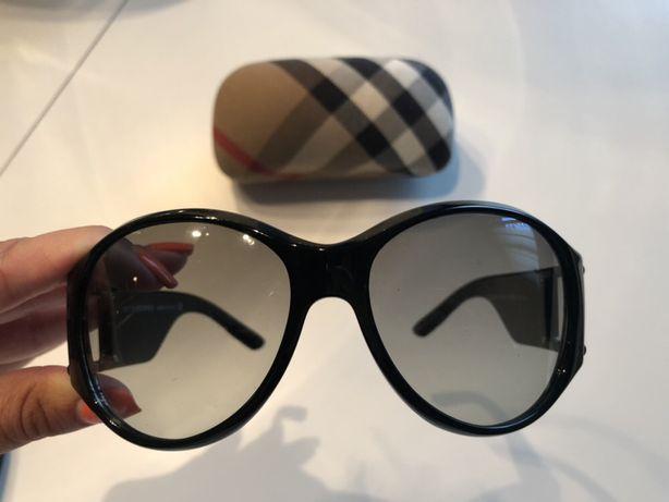 Oryginalne okulary Burberry