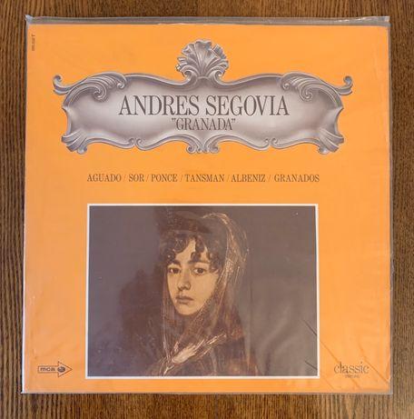 Andrés Segovia – Granada виниловый диск
