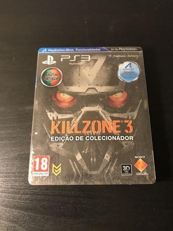 Killzone 3 Ediçao Colecionador