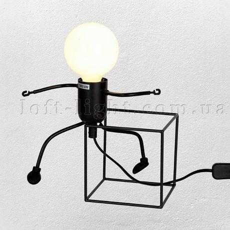 "Настольная лампа ""человечки"""