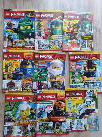 Komiksy lego ninjago