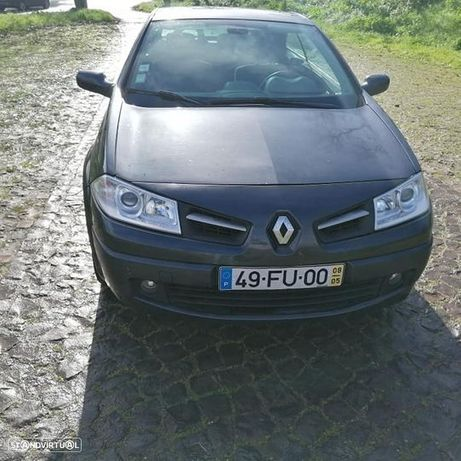 Renault Mégane Cabrio