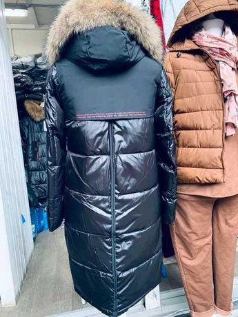 Куртка пальто пуховик зима