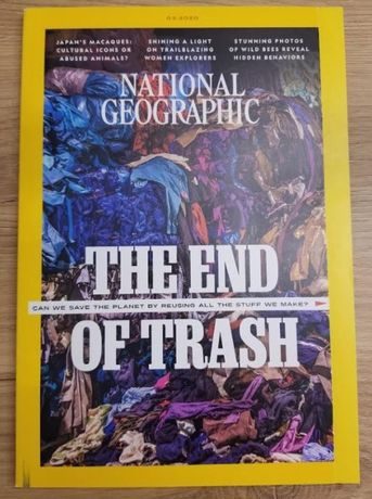 National Geographic US edition 03.2020