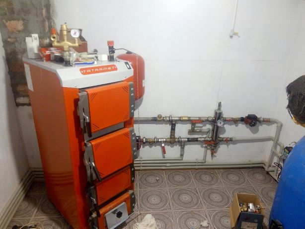 Сантехнічні роботи (вода, опалення) для квартир та приватних будинків