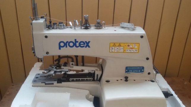 Protect TY-373-X Машинка для прошивки жирок к носками, пуговиц