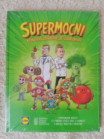 """""""Supermocni"""" nowa w folii"""