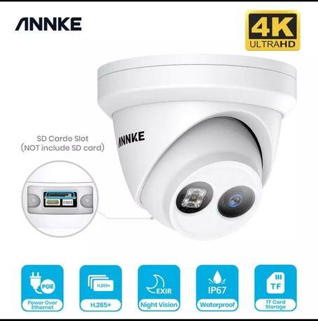 Annke/hikvision 8mpx kamera IP CCTV super stosunek jakość/cena