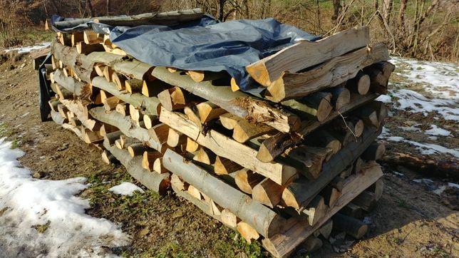 Suche Drewno bukowe, brzozowe, jesionowe, osikowe opałowe do kominka