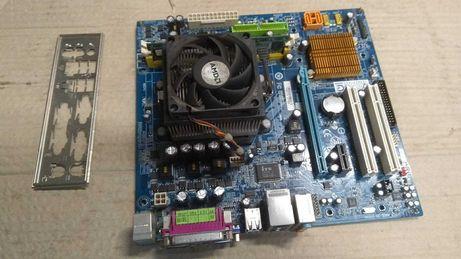 Płyta główna + procesor + RAM