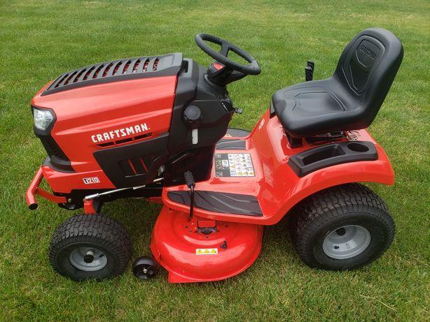 Nowy traktorek / kosiarka 2021 Craftsman z USA