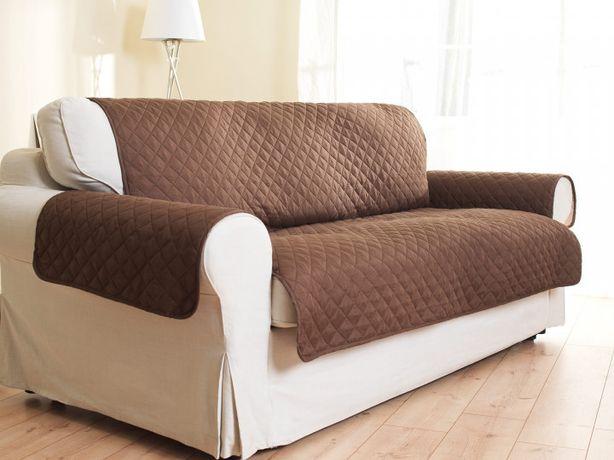 Накидка на диван Двухсторонняя накидка, покрывало на диван