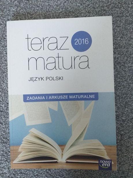 Teraz matura. Język polski- zadania i arkusze maturalne